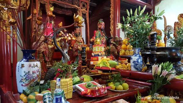 Tempel Ngoc Son Hanoi-20151112_111251