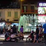 Tourist Center of Hanoi by Day and Night