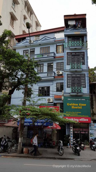 Hanoi Guesthouse -Golden Time Hostel