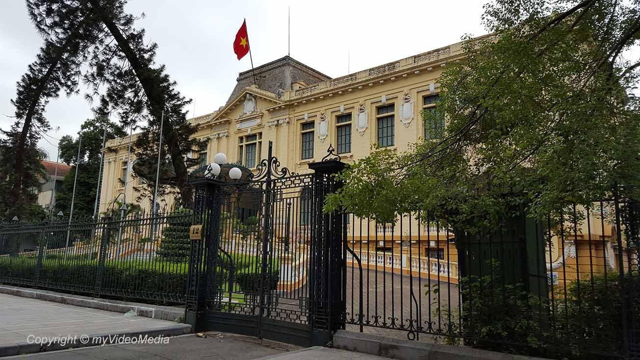 Ministerium für Arbeit und Soziales Hanoi