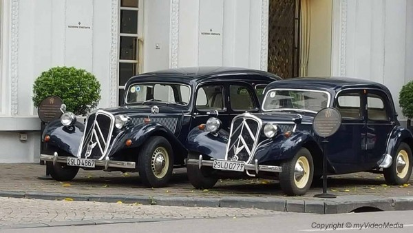 historical Citroëns