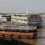 Express boat jetty Phnom Penh