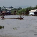 Mit dem Schnellboot von Vietnam nach Kambodscha