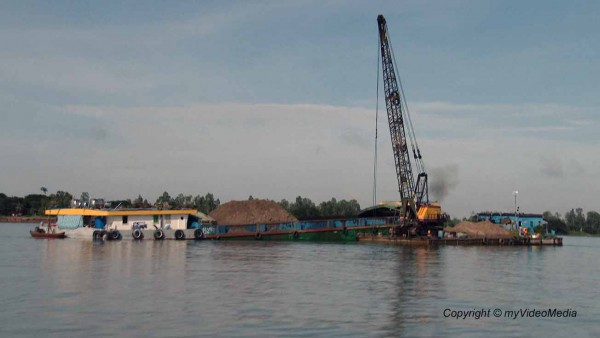 Vietnam nach Kambodscha
