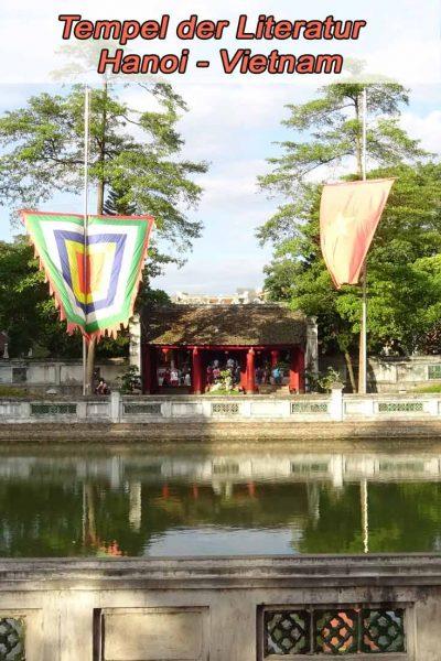 Tempel der Literatur Hanoi