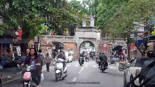 Hanoi O Quan Chuong