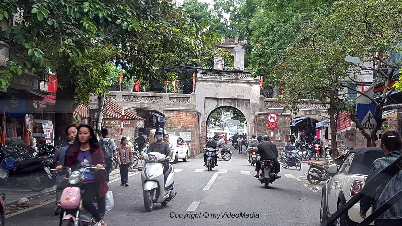 O Quan Chuong Hanoi