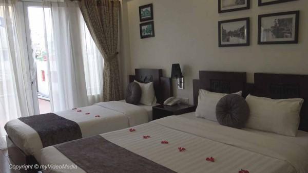 Hanoi Paradise Boutique Hotel room 23-c