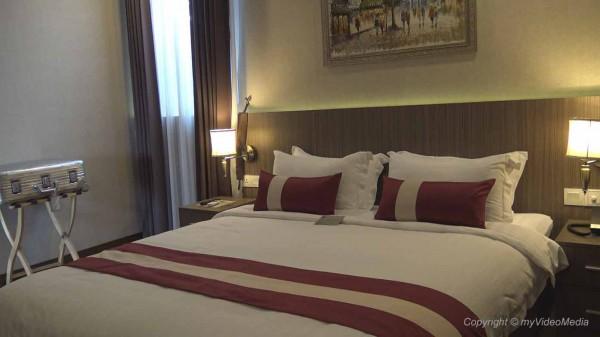 Anik Boutique Hotel Schlafzimmer
