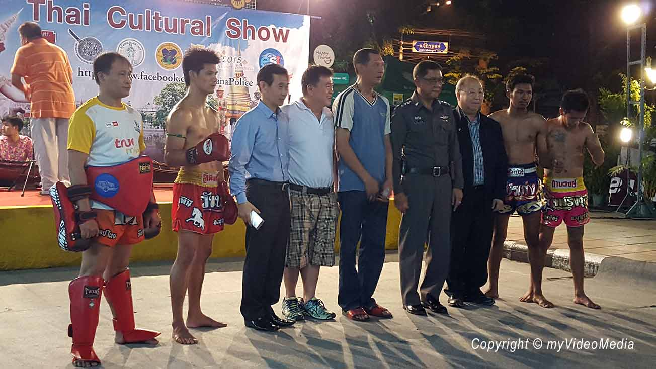 Khoa San Road Thai Cultural Show