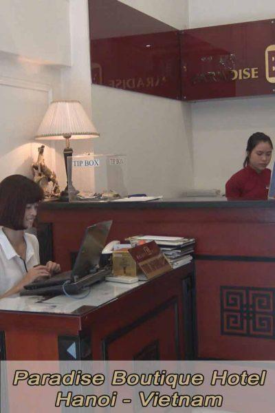 Paradise Boutique Hotel Hanoi