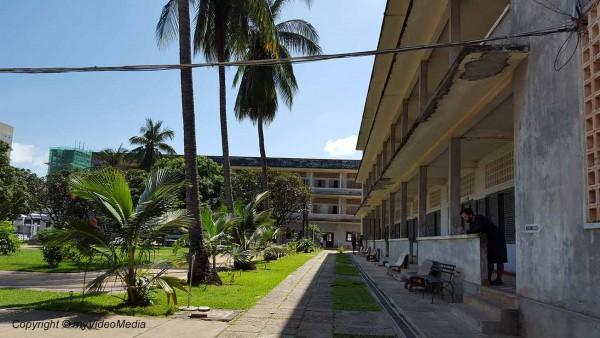 S-21 in Phnom Penh