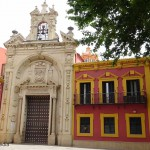 A walk through the northwestern old town of Seville