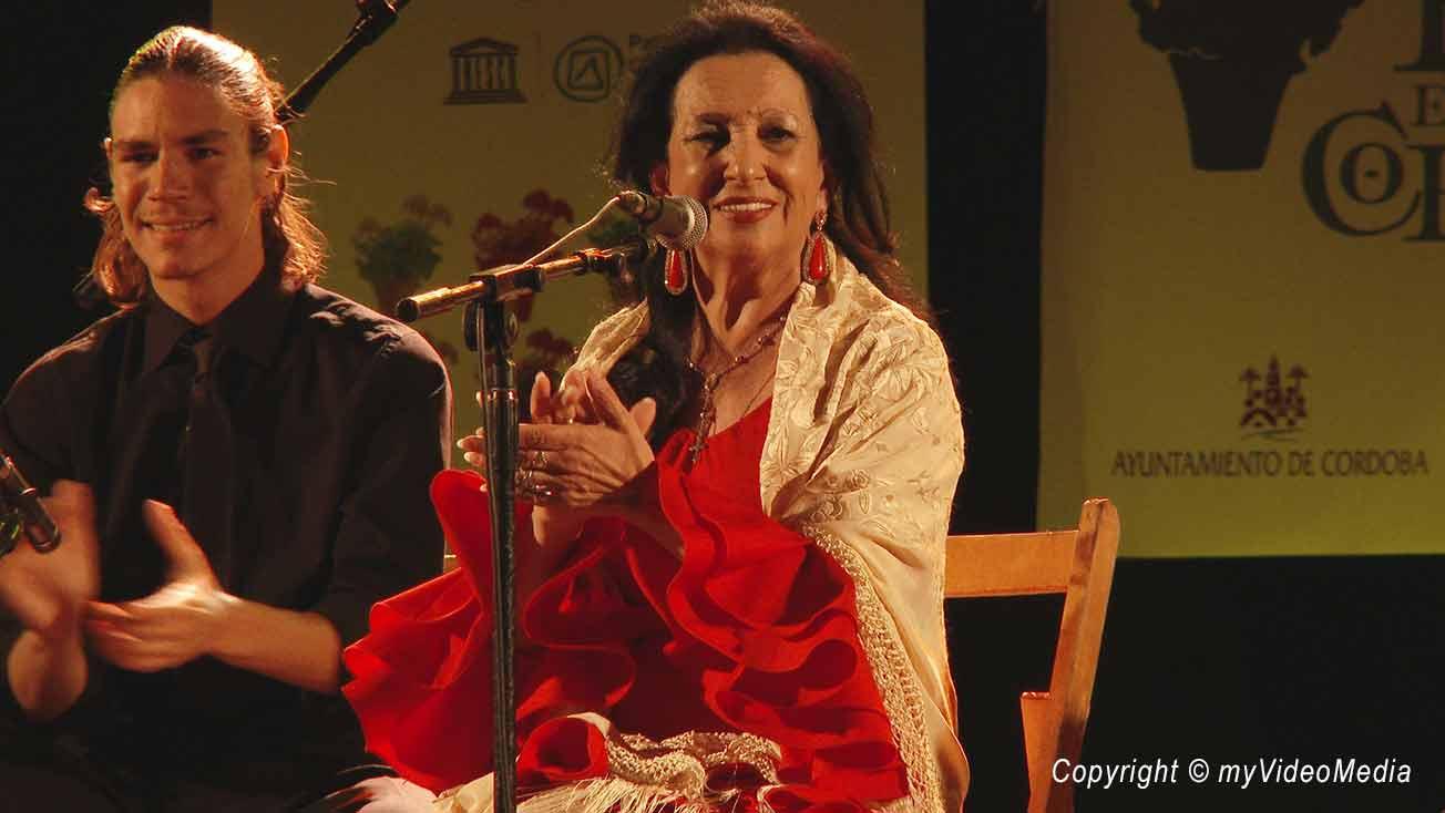 Flamenco MILAGROS DE SANZ
