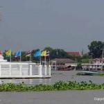 Ko Kret Island im Chao Phraya River – Nonthaburi Provinz