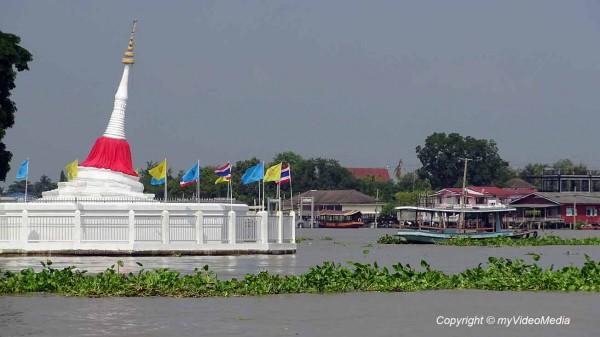 Ko Kret Phra Chedi Mu Dao