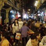 Night Market in Hanoi – Vietnam