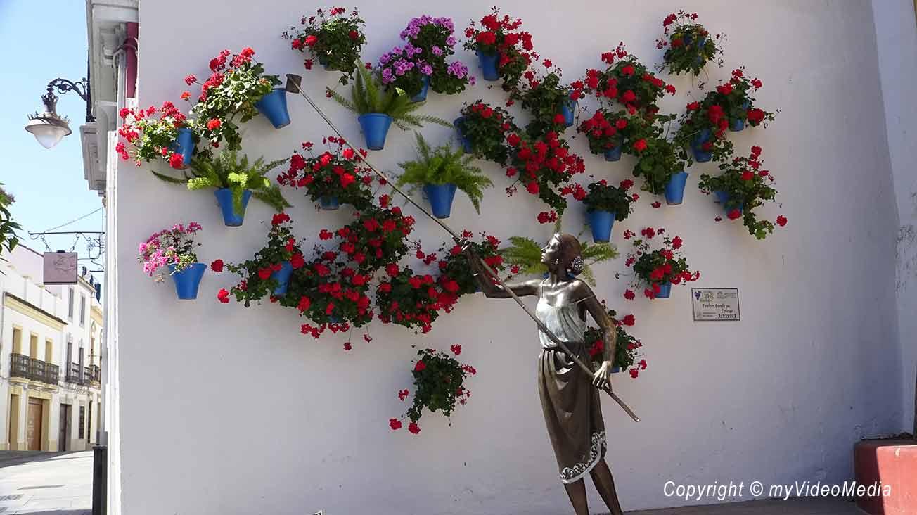 Fest der Patios von Cordoba