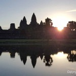 Magic Sunrise in Angkor Wat – Siem Reap