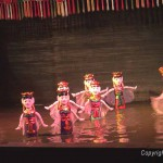 Wasserpuppentheater in Hanoi – Vietnam