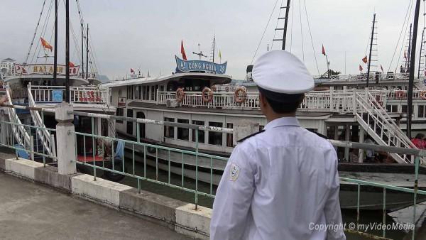 Hafen von Ha long