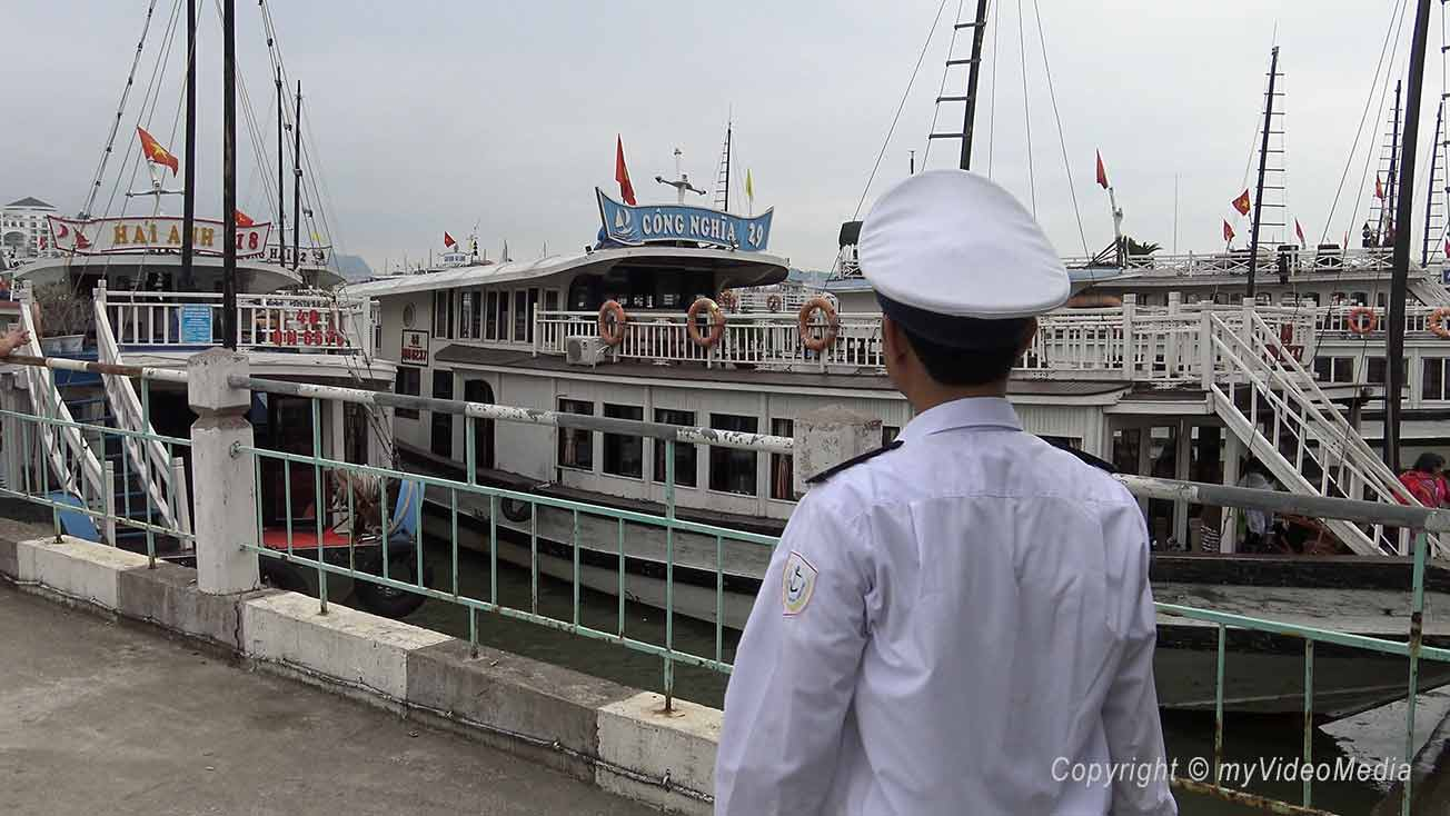 Port of Ha Long