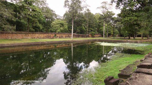 Angkor Thom Royal Pool