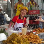 Chinatown – Golden Buddha – Vegetarian Festival