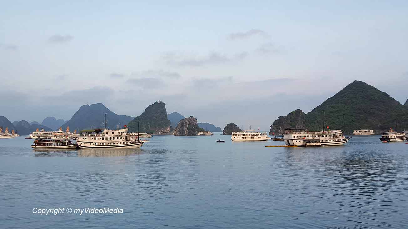 Ha Long Bucht 2