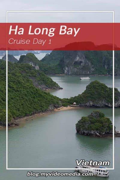 Ha Long Bay Cruise Day 1