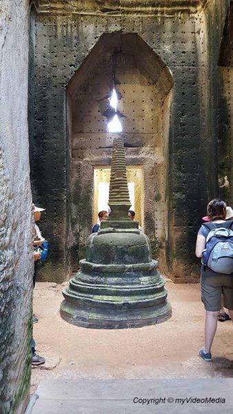 Stupa Preah Khan