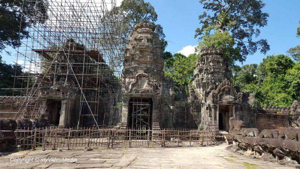 East gate Preah Khan