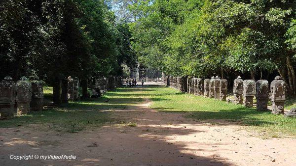 östlicher Ausgang Preah Khan