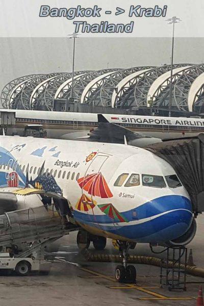 Bangkok to Krabi