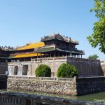 The Citadel and the Forbidden Purple City in Hue
