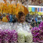 Pak Khlong Talat – Blumenmarkt in Bangkok