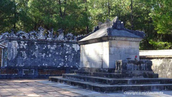 kaiserliche Grab von Tu Duc