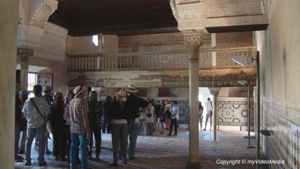 Alhambra Comares-Palast