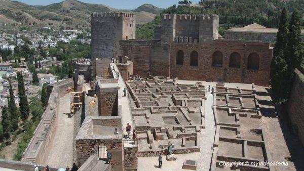Zitadelle - Alcazaba