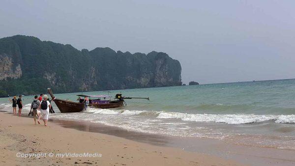 Ao Nang Krabi - Beach