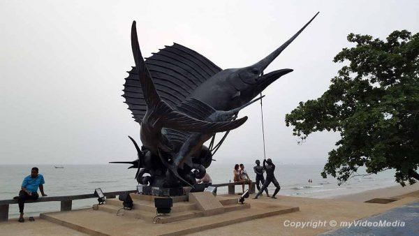 Ao Nang Denkmal