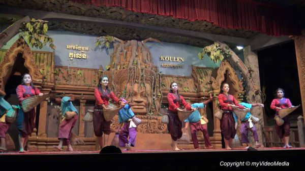 Traditional Khmer Dance
