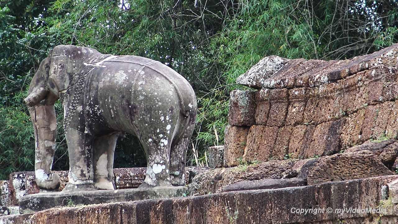 Östlicher Mebon Tempel