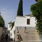 Spaziergang durch Granada