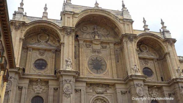 Granada city walk