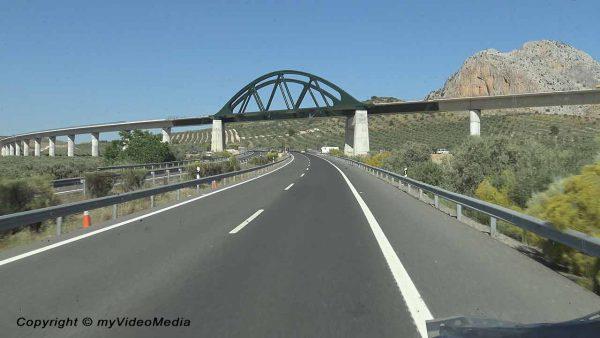 Malaga to Granada
