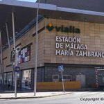 Mit Hochgeschwindigkeitszug und Bus von Malaga nach Granada