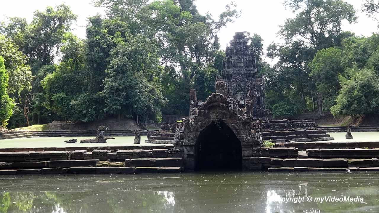 Angkor-Tempel Neak Pean