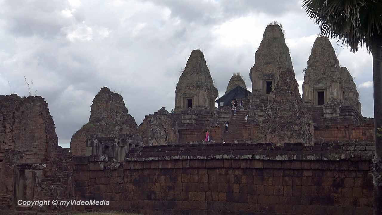 Prasat Pre Rup - Angkor-Tempel