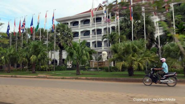 Siem Reap to Thai Border Poipet